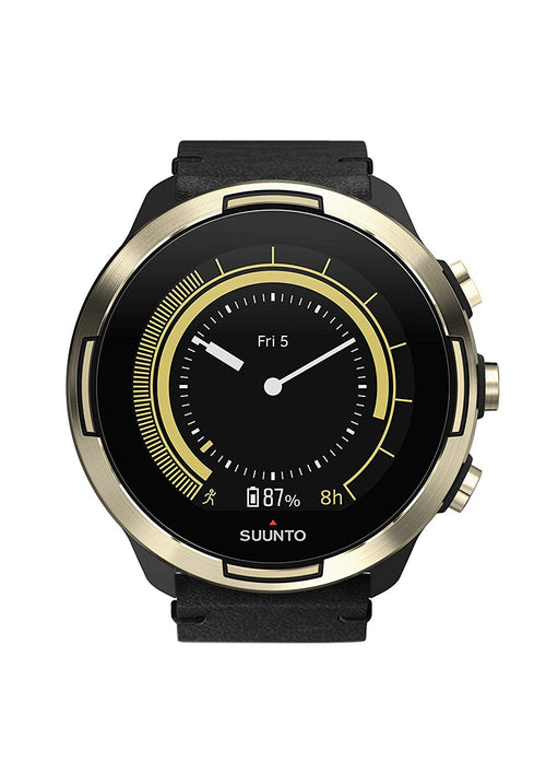 Suunto 9 G1 Baro and Basic Durable Multisport GPS Watch with Barometric Altitude