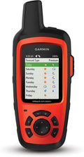 Garmin InReach Explorer+ Handheld Satellite Communicator with GPS Navigation, Maps and Sensors and Wearable4U EarBuds Ultimate