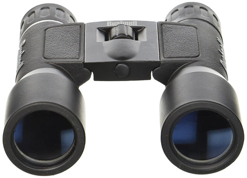 Bushnell 10X32MM Black Roof Prism FRP Clam Powerview Compact Folding Binoculars