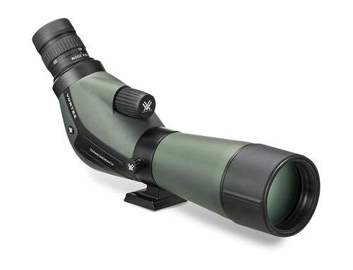 Vortex Optics Diamondback Armored Angled Spotting Scope 20-60x60, DBK-60A1