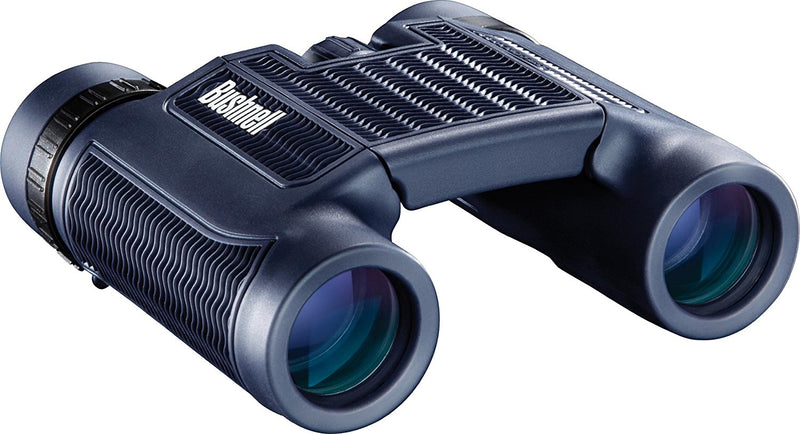 Bushnell H2O Waterproof Compact Roof Prism Binocular 10 x 25-mm BLACK ROOF BAK-4