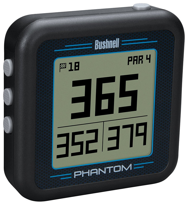 Bushnell Phantom Convenient Golf GPS with Bite Magnetic Mount