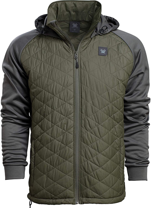 Vortex Optics Fusion Pursuit Hooded Jacket