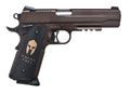 SIG Sauer Spartan 1911 BB Gun Air Pistol with CO2 12 Gram (15 Pack) Bundle