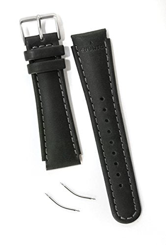 Suunto X-Lander and S-Lander Strap Kit (Black Leather)