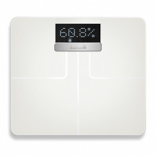 Garmin Index Smart Scale white color