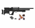 Hatsan Gladius Air Rifle with 100x Paper Targets and Lead Pellets Bundle