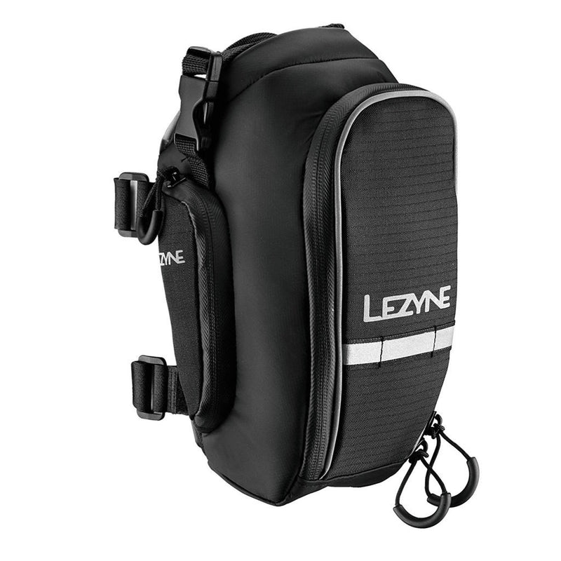 LEZYNE S-CADDY SADDLE BAG  black color