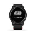 Garmin Legacy Saga Series Special Edition Smartwatch with Included Wearable4U Power Pack Bundle (Darth Vader (45mm))