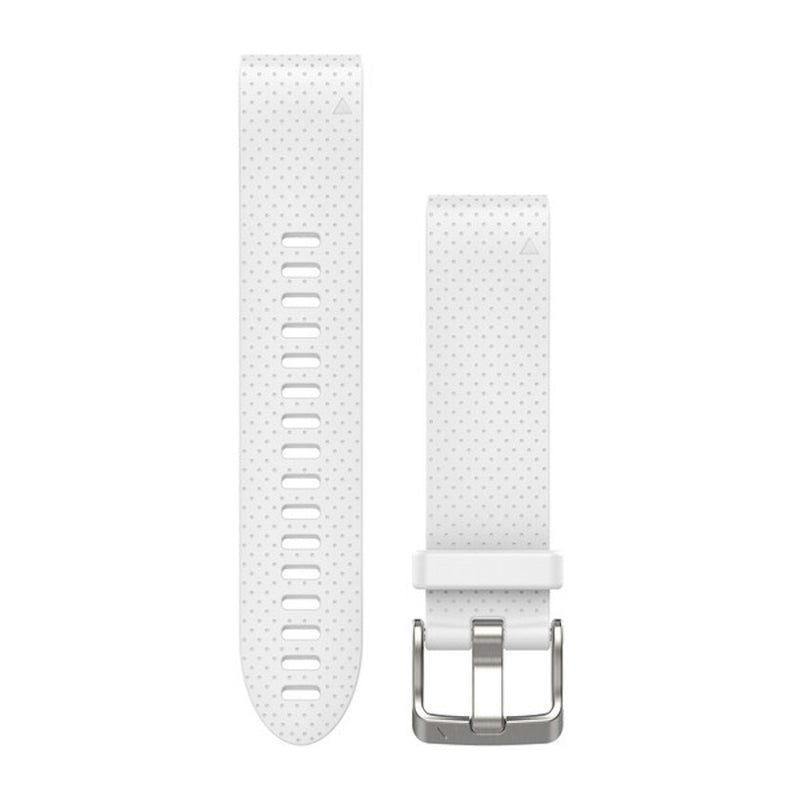 Garmin Fenix 5S QuickFit Replacement band 20 mm white color