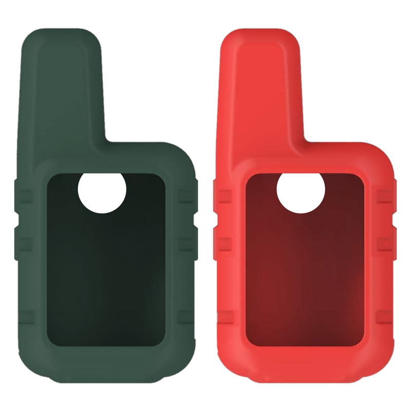 Wearable4U Garmin InReach Mini 2 Pack Silicone Protective Cases Bundle