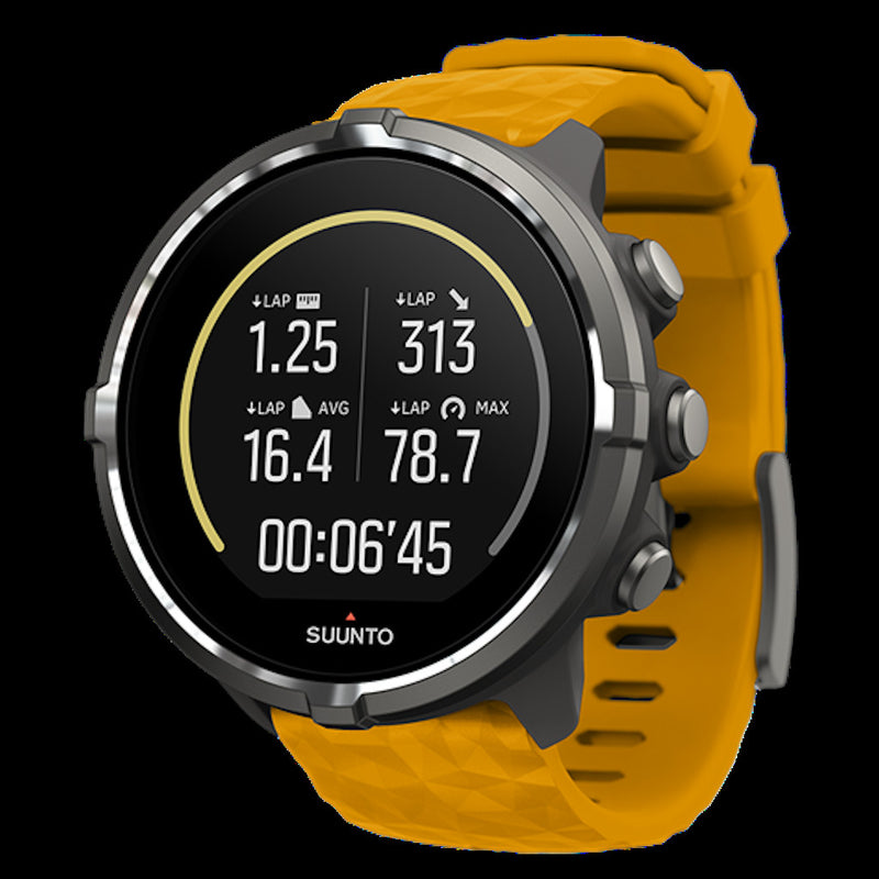 Suunto Spartan Trainer Wrist HR Multisport Lightweight GPS Watch and Wearable4U Ultimate Power Pack Bundle
