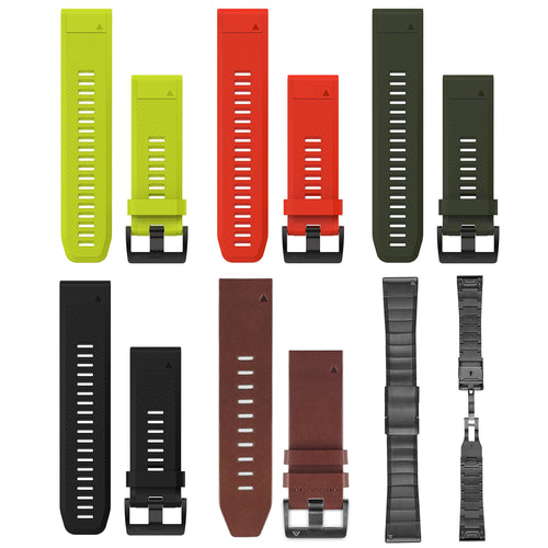 Garmin Fenix 5X QuickFit Replacement band 26 mm