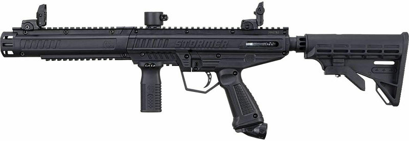 Tippmann Stormer Tactical .68 Caliber Paintball Marker Black 14912