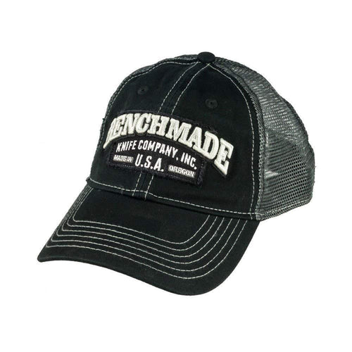 Benchmade Solid Steel Black Hat, Black 50014