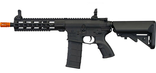 Tippmann Commando AEG CQB 10.5 in Key Hole Mod Shroud - Black 94206