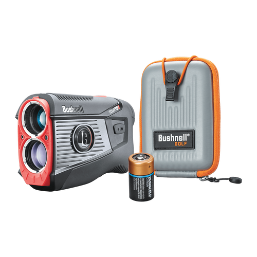 Bushnell Tour V5 Shift Laser Golf Rangefinder, Carry Case