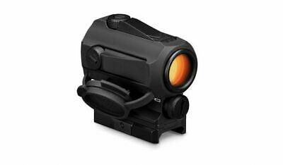 Vortex Sparc II Red Dot 2 MOA Bright Red Dot Multi-Height Mount System