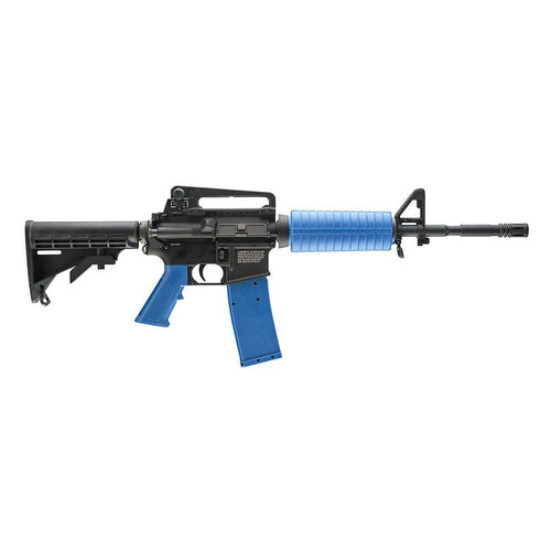 Umarex T4E TM-4 Rifle - Blue/Blk 1 Mag + Spare Bolt Assembly 2292105