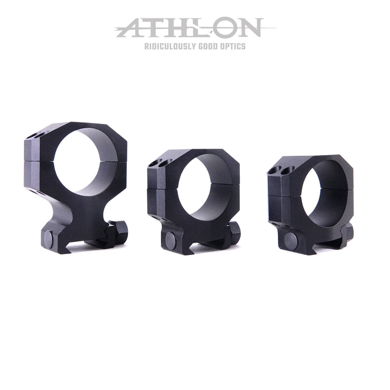 Athlon Optics Precision 1''/ 30mm / 34mm MED / LOW / MSR Ring