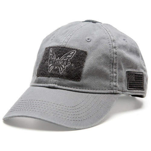 Benchmade Grey Tactical Promo Hat, 50015-GRY