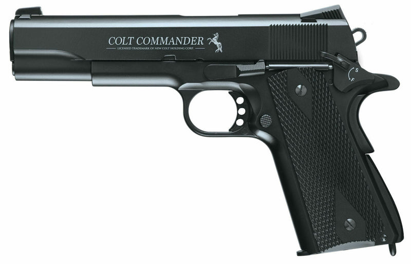 Umarex Colt Commander Blowback .177 BB CO2 Air Pistol