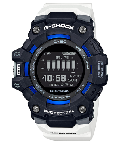 Casio G-Shock Bluetooth Power Trainer Series Mens Digital