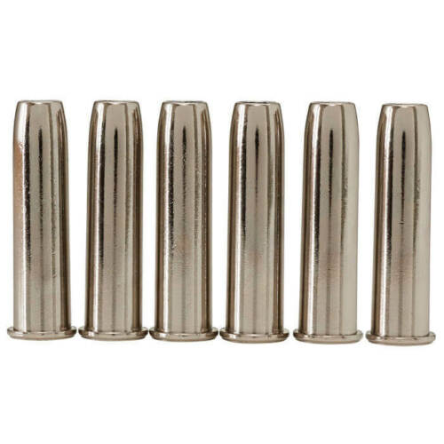 Umarex Legends Smoke Wagon Silver 6mm Cartridges 6 pack