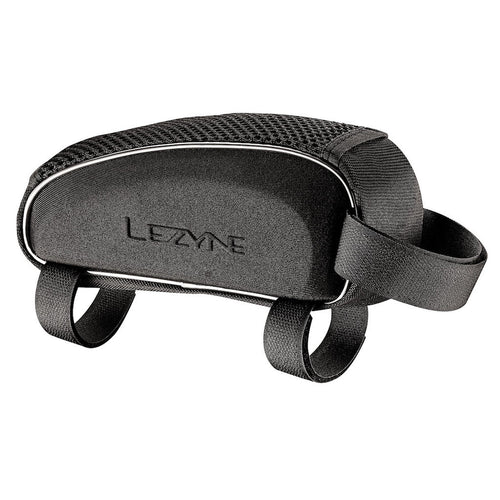 Lezyne Energy Caddy L Top Tube Mount Bicycle Bag black color