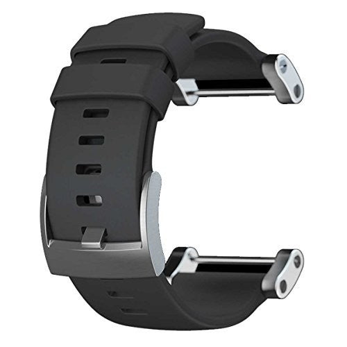 Suunto Core Accessory Strap (Brushed Steel, One Size)