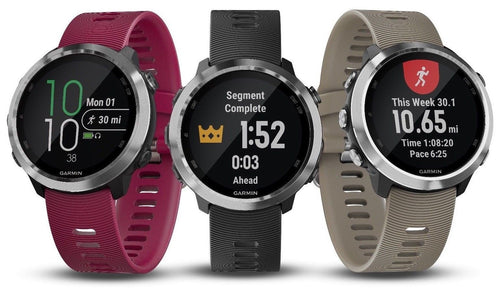 Garmin Forerunner 645 GPS Running Multi Sport Watch with Wrist-based HeartRate