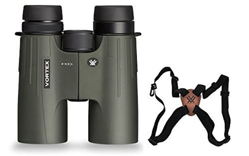 Vortex Optics Viper Hd 10 x 42 Roof Prism Binocular with Harness Strap