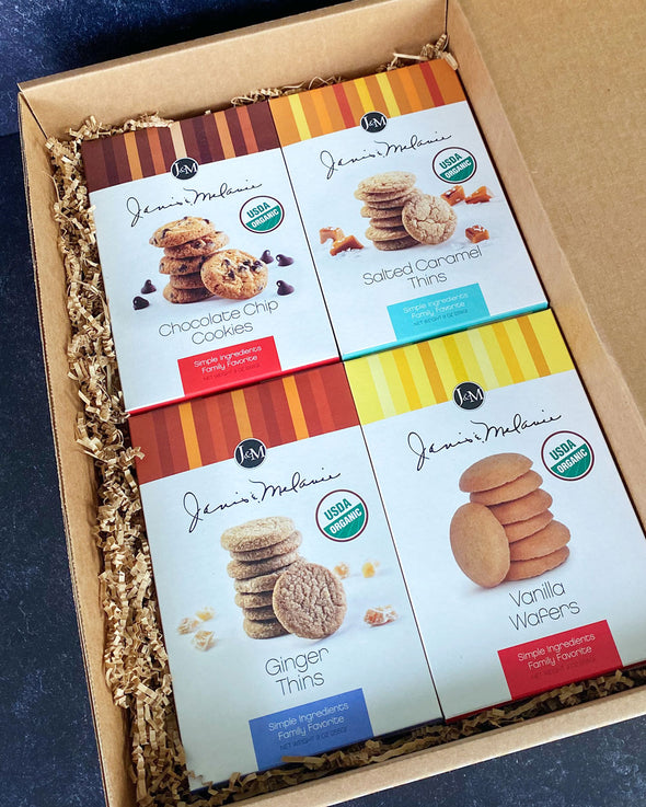 Gift Box - Organic Treats