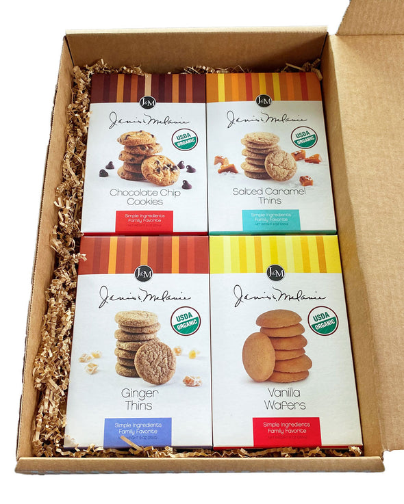Organic Treat Gift Box