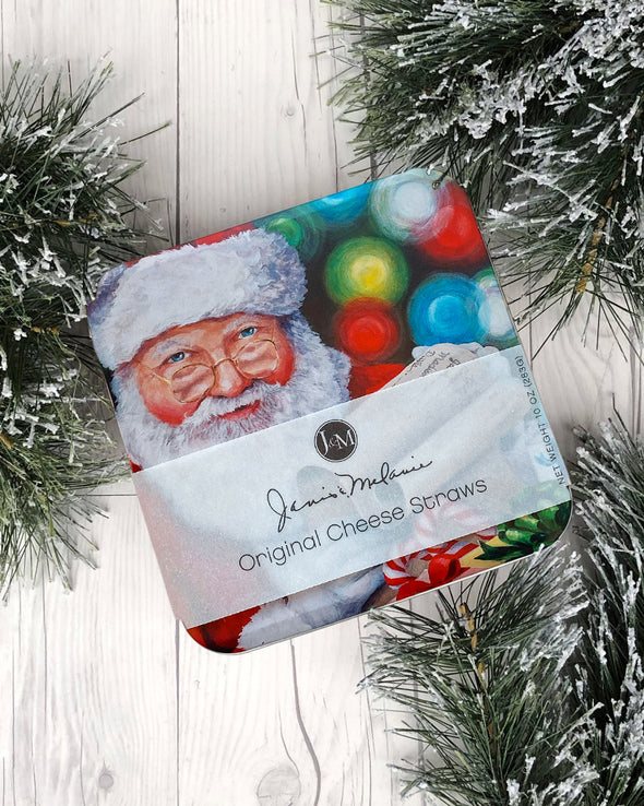 Kris Kringle Tin - Original Cheese Straw