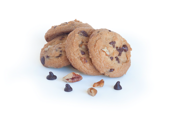 Kris Kringle Tin - Chocolate Chip Pecan