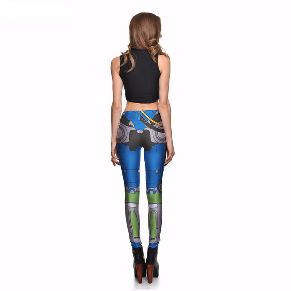Lucio Leggings