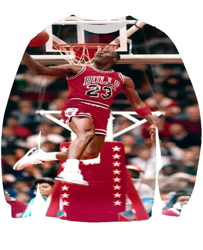Jordan Dunk Printed Sweater