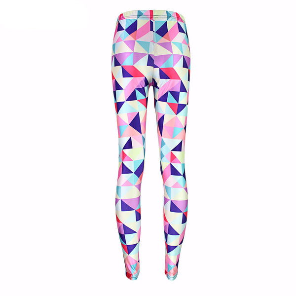 Geo-Mosaic Leggings