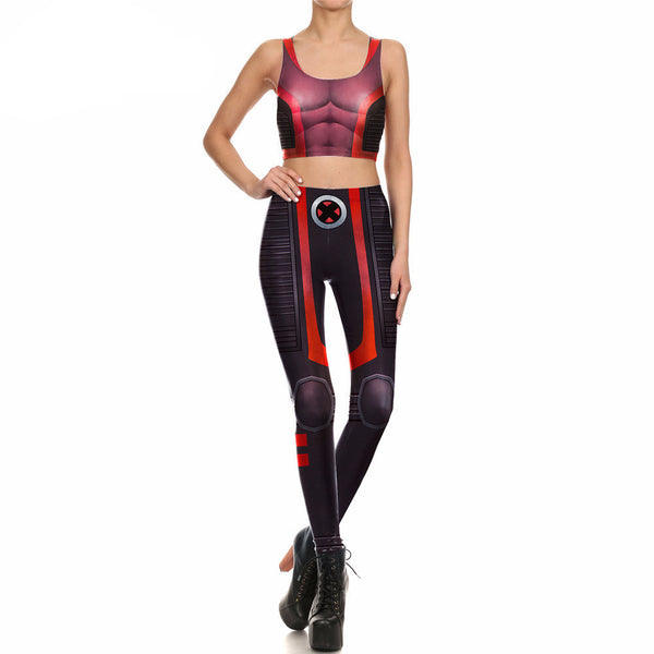 X-Force Printed Leggings