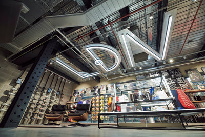 TAKE A LOOK AT THE NEW FOUR-FLOOR ADIDAS LONDON FLAGSHIP STORE
