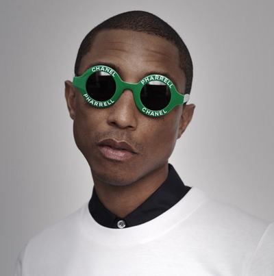 CHANEL x PHARRELL WILLIAMS COLLABORATION TEASER