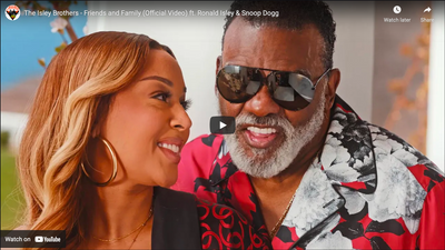 Video: The Isley Brothers – Friends and Family ft. Ronald Isley & Snoop Dogg