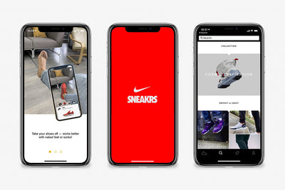 THE 5 SNEAKER APPS TO STAY ON TOP OF EVERY DROP IN 2019