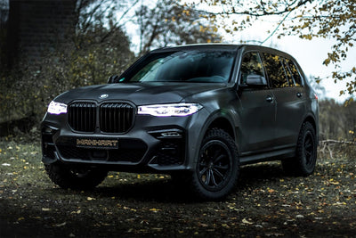 MANHART TURNS THE BMW X7 INTO A RUGGED OFF-ROADER