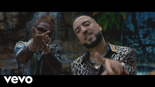 VIDEO: FRENCH MONTANA – SUICIDE DOORS FT. GUNNA