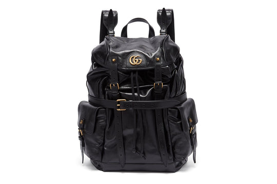 GUCCI FUSES HIKING & HERITAGE FOR LATEST $3500 USD BACKPACK
