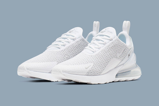 NIKE refreshes the Nike 270 in ''Pure Platinum''