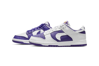 "NIKE SPORTSWEAR READIES BOISTEROUS DUNK LOW ""FLIP THE OLD SCHOOL"""