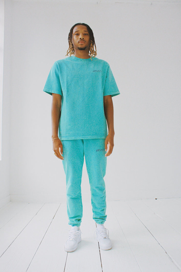 Svtn Aqua Acidwash Pants